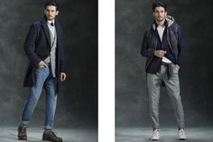 All the latest men's fashion lookbooks and advertising campaigns are showcased at FashionBeans. Click here to see more images from the Brunello Cucinelli Autumn/Winter 2016 Men's Lookbook
