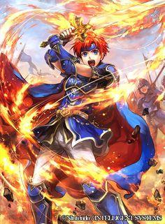 Últimas subidas - Roy - Artworks e imágenes - Galería Fire Emblem Wars Of Dragons
