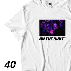 Stay on the hunt for greatness. Tee available at Street Style, Tees, Clothing, T Shirt, Instagram, Women, Fashion, Outfits, Supreme T Shirt