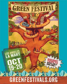 Come check out ABAN at the 2013 Green festival in LA. We will have products to sell from our new line as well as tons of information about our cause! #ABANaroundtown