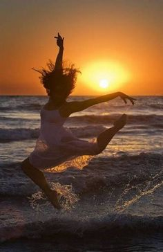 DANCE. Dance brings me joy like I never thought possible.