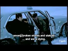Ulysses' Gaze by Theodoros Angelopoulos Cinema Theatre, Film Quotes, Timeline Photos, Cinematography, Greece, Words, Car, Youtube, Automobile