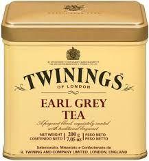 Earl grey tea - Favorite hot drink