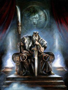 m Barbarian King Throne Wilderness ArtStation King Conan sebastien Grenier Dark Fantasy, Fantasy Rpg, Medieval Fantasy, Fantasy Artwork, Fantasy Heroes, Fantasy Warrior, Fantasy Characters, Comic Kunst, Comic Art