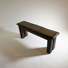 This bench is the definition of rustic, without the butt-slivers. Triple sanded and stained, this piece comprises modern elegance with a classic farmhouse style. Built by hand, designed with passion. Rustic Elegance, Farmhouse Style, Dining Bench, Passion, Elegant, Classic, Modern, Inspiration, Furniture