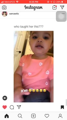 42 ideas baby fever mems hilarious for 2019 Funny Video Memes, Stupid Funny Memes, Funny Relatable Memes, Videos Funny, Cute Funny Babies, Funny Cute, Cute Kids, Hilarious, Funny Happy
