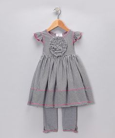 Cute clothes for little girls.