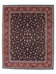 Tapis persans - Sarough Sherkat  Dimensions:310x248cm