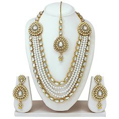 VVS Jewellers Pearls Ethnic Indian Bollywood Gold Tone Ku... https://www.amazon.com/dp/B0753BWJY5/ref=cm_sw_r_pi_dp_x_DnoYzbPTQ4VJN
