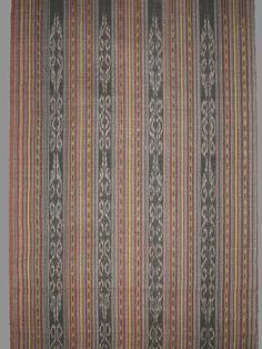 ikat Tboli weave. Philippines
