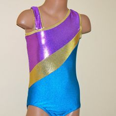Gymnastics Dance Leotard Inspired by The American by SENDesigne