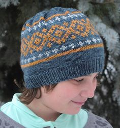 Ravelry: Ching Hat pattern by Jane Purchase