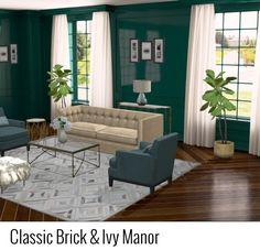 •classic brick & ivy mansor• @designhome #homedecor #homedecoration #interiordesign #interiordesigner #interiordecoration #interiordecorator #designhome #mibevents