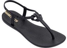 Ipanema Knot Slingback Sandals