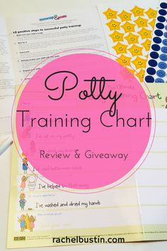Potty Training Chart Review - Do you need help with Potty Training? Why not try out this potty training reward chart with stickers. It also includes a booklet with handy tips