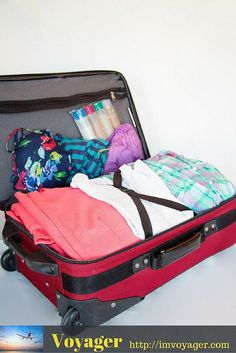A Packing List to Send All Your Travel Woes Packing