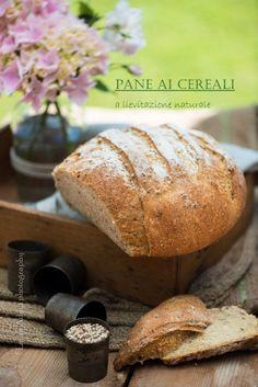 io...così come sono...: Pane ai cereali a lievitazione naturale – Multigra...