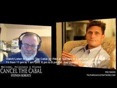 #Chemtrails · #GeoEngineering — Michael J. Murphy on Cancel The Cabal Radio - 7 Jan 2015