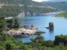 Τhe second biggest island of Greece, Evia(Euboia) ~ Εύβοια Island Beach, Big Island, Island Life, Beautiful Places, Beautiful Pictures, Amazing Places, Costa, Places In Greece, Greece Islands
