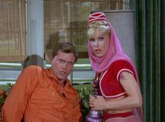 I Dream of Jeannie: Season 2, Episode 1 Happy Anniversary (12 Sep. 1966) Barbara Eden , Larry Hagman ,