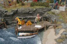 New WIP vignette project - coast-line - Building New Worlds