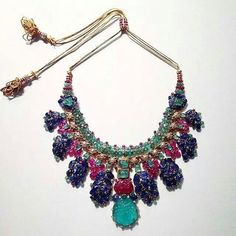 Cartier 'Tutti Frutt beauty bling jewelry fashion