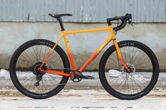 All-City Gorilla Monsoon, 27.5 monster cross bike