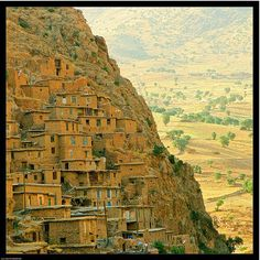 Iran ...  This is relative luxury compared to shanty towns we saw, where people lived in cardboard boxes.