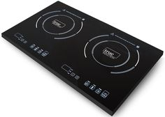 True Induction S2F2 Cooktop, Double Burner, Energy Efficient