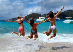 BVI's-someday maybe we'll do this together