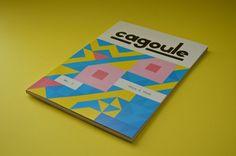 Revistas infantiles, contenidos para niños- Cagoule #niños #ipad #revistas