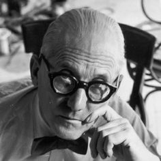 """Le Corbusier -""""Space and light and order. Those are the things that men need just as much as they need bread or a place to sleep."""""""