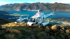 Take a Helicopter to the Top of a 7,500-Foot New Zealand Mountain and Bike Down | Luxury Travel