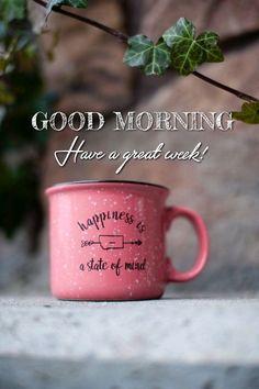 Good Morning Beautiful Images, Good Morning Coffee, Happy Morning, Good Morning Photos, Good Morning Gif, Good Morning Flowers, Good Morning Good Night, Morning Pictures, Good Morning Wishes