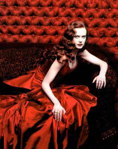 Nicole Kidman, por Annie Leibovitz, 2000