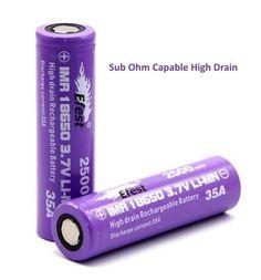 Buy Efest 18650 IMR 2500mah 35A Flat Top Battery Melbourne Australia