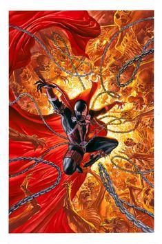 Image Comics, Marvel Art, Marvel Dc Comics, Ms Marvel, Captain Marvel, Comic Book Characters, Comic Books Art, Spawn Comics, Spawn Marvel