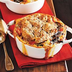 Make-Ahead Dinner Recipes: Mushroom and Root Vegetable Potpie | CookingLight.com