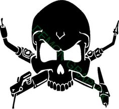 Welding skull vinyl decal/sticker welder weld pipeline mig tig arc in Home & Garden, Home Décor, Decals, Stickers & Vinyl Art | eBay