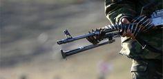 Bir asker şehit, iki asker yaralı