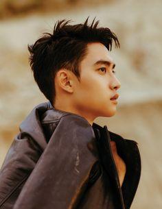 "[K-POP] EXO The 5th Album ""Don't Mess Up My Tempo"" Teaser Image -- D.O - Pantip"