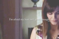 """I once saw an ad, it said, """"What if your best wasn't good enough?"""" It startled me. I couldn't find a good answer. Bones Tv Series, Bones Tv Show, Seeley Booth, Bones Quotes, Booth And Brennan, Fbi Special Agent, Rookie Blue, Emily Deschanel, Tv Times"""