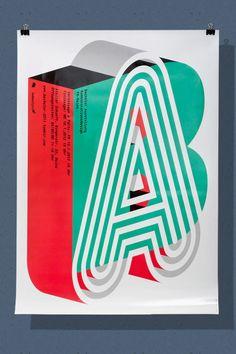 Marcel Häusler, typographe et affichiste allemand.