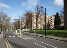 Champions Hill Denmark Hill Camberwell South East London England