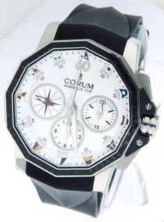 Limited Edition Corum Admiral's Cup Challenge 44 Split Second Chrono Watch | Corum luxury watches