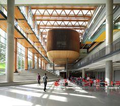 Galería de Nido AMS / DIALOG + B+H Architects - 1