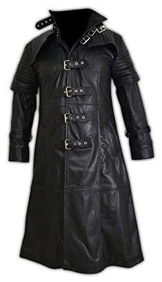 coolhides Mens Fashion Triumph Real Leather Jacket