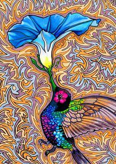 Holy Hummingbird
