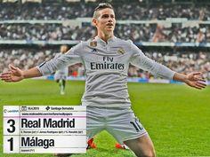 #RealMadrid-#Malaga