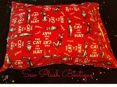 Check out this item in my Etsy shop https://www.etsy.com/listing/556170567/cat-in-the-hat-pillowcase-100-polyester
